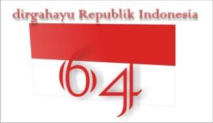 dirgahayu RI 64